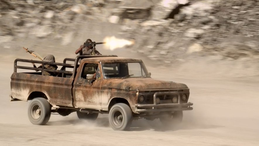 Imcdborg 1977 Ford F Series In Death Race Inferno 2013