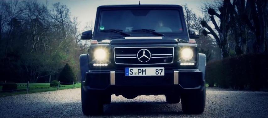 Imcdborg 2013 Mercedes Benz G 63 Amg W463 In Dj Antoine Bella