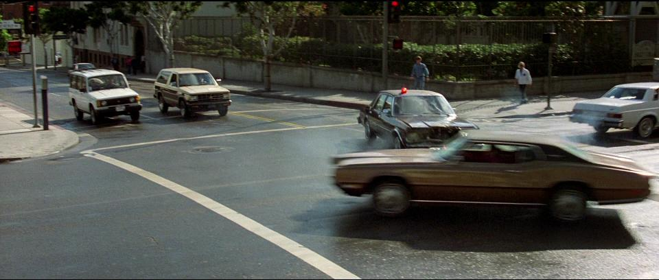 Imcdb 1970 Ford Thunderbird In Beverly Hills Cop Ii 1987