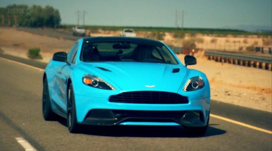 Imcdb Org 2013 Aston Martin Vanquish In Top Gear 2002 2015