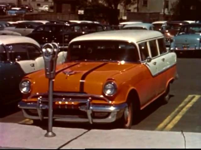 1955 pontiac chieftain four door station wagon for 1955 pontiac chieftain 4 door