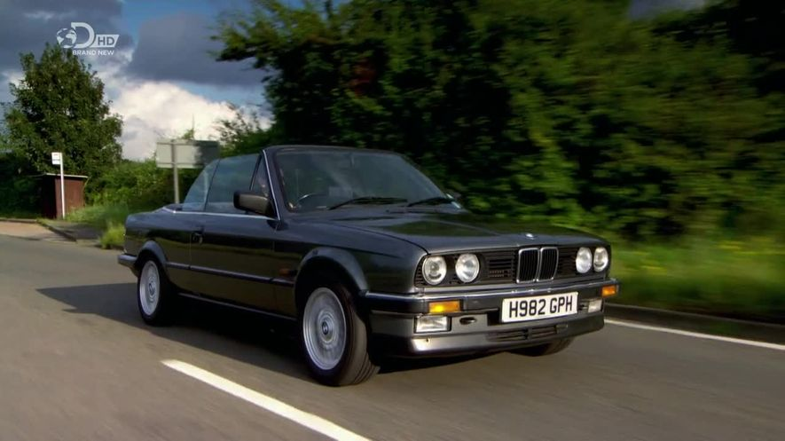 Imcdb Org 1990 Bmw 325i Cabrio E30 In Quot Fifth Gear 2002