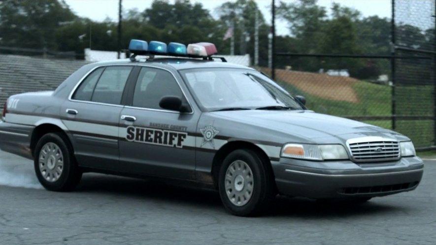 IMCDborg 2003 Ford Crown Victoria Police Interceptor SAP P71
