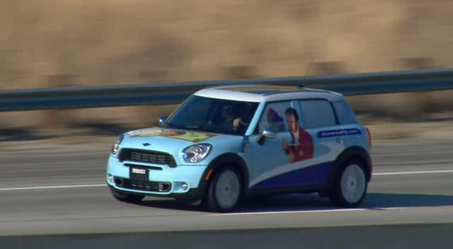 2011 MINI Countryman Cooper S [R60]
