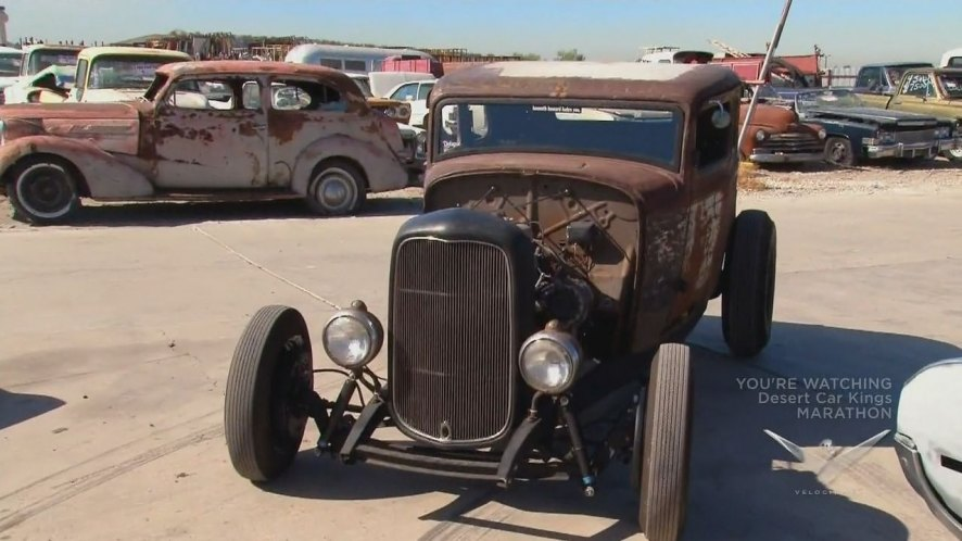 1932 Ford V8 5-Window Coupe Hot Rod 'Bullet 227 Coupe' [18]