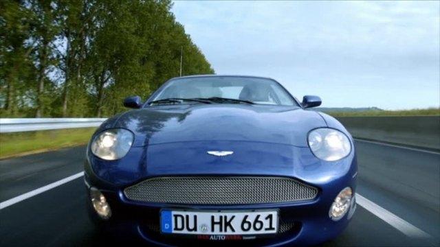 Imcdb 1999 Aston Martin Db7 Vantage In Alarm Fr Cobra 11