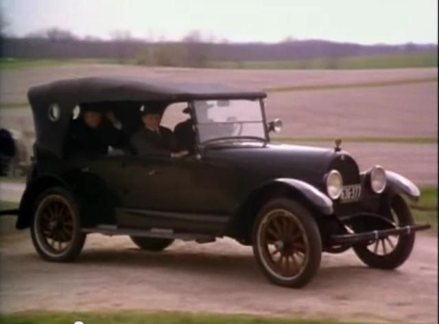 1919 Stephens Salient Six Touring