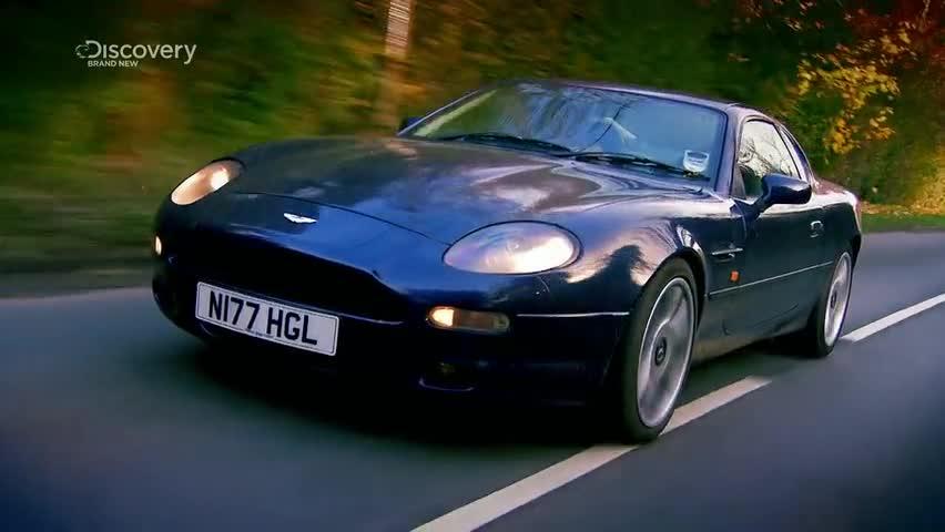IMCDborg Aston Martin DB In Wheeler Dealers - Aston martin car dealers