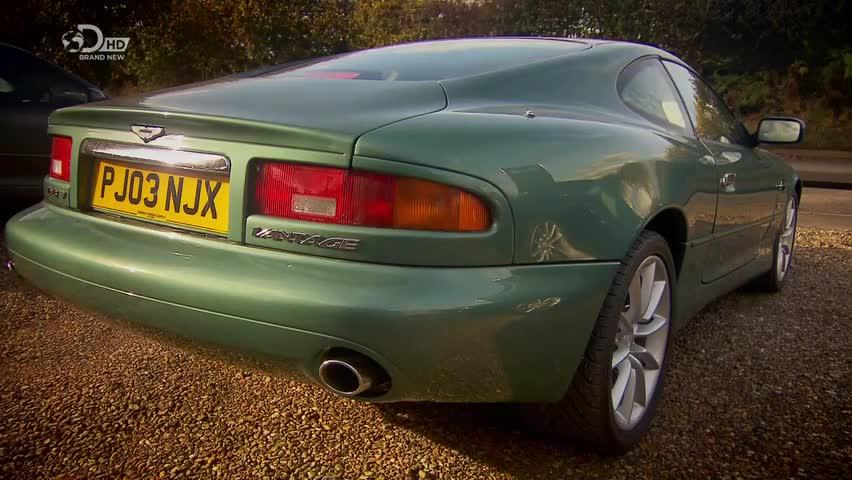 Imcdb Org 2003 Aston Martin Db7 Vantage In Wheeler Dealers 2003 2021