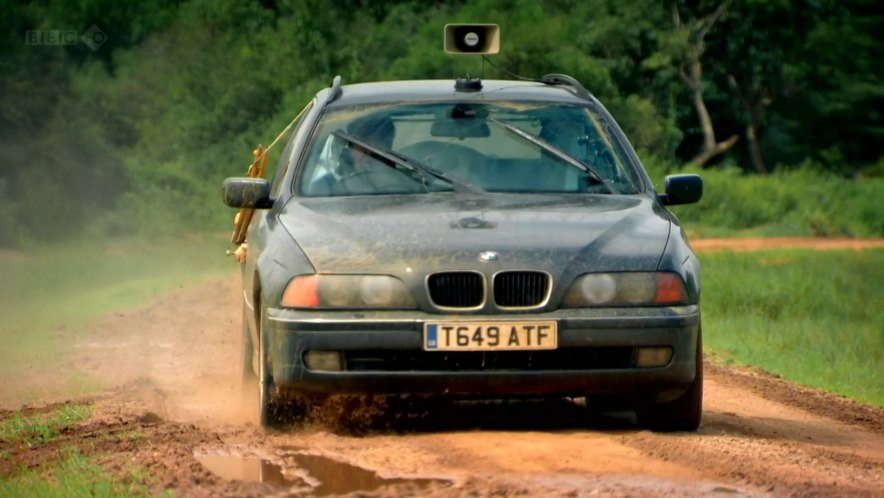 Imcdb Org 1999 Bmw 528i Touring Se E39 In Quot Top Gear
