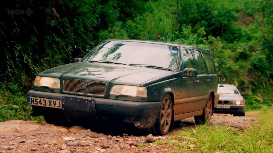 "IMCDb.org: 1996 Volvo 850 R [855] in ""Top Gear, 2002-2015"""