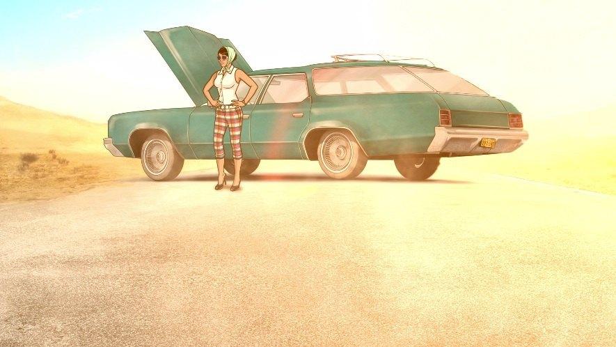 Impala SS in movies I579438