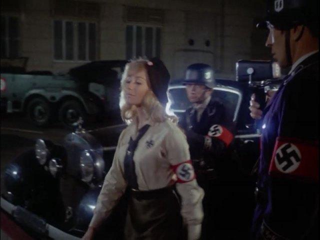 "Military Car Lot >> IMCDb.org: 1938 Mercedes-Benz G4 [W31] in ""Star Trek, 1966-1969"""