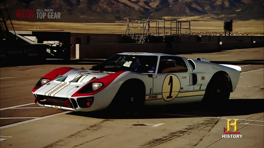 Ford Gt  Mki P