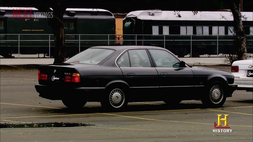 Imcdb Org 1989 Bmw 525i E34 In Top Gear Usa 2010 2016