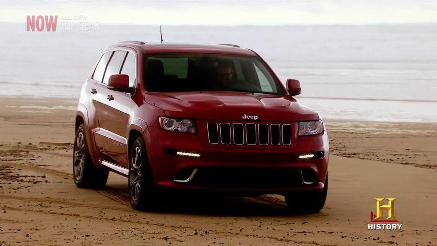 Imcdborg 2012 Jeep Grand Cherokee Srt8 Wk2 In Top Gear Usa