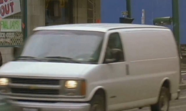 IMCDb org: 1996 Chevrolet Express [GMT600] in