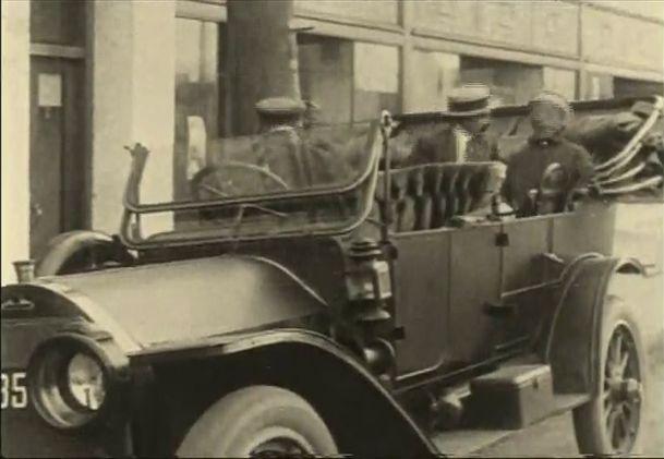 1911 Stevens-Duryea Model AA Touring