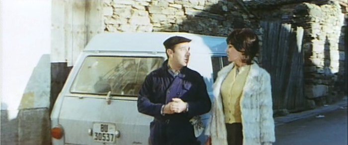 IMCDborg 1968 Siata Minivan In Prstame Quince Das 1971