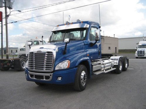 Freightliner Cascadia [P3]