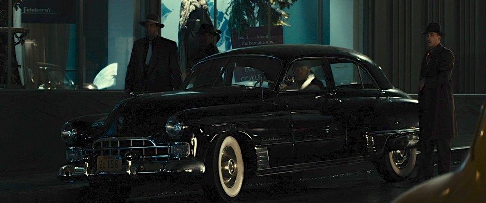 Imcdb Org 1948 Cadillac Series 62 Touring Sedan 6269 In Gangster