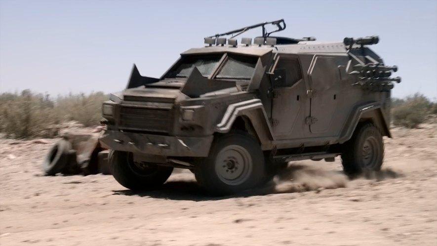 Armet Gurkha F5 Car Info