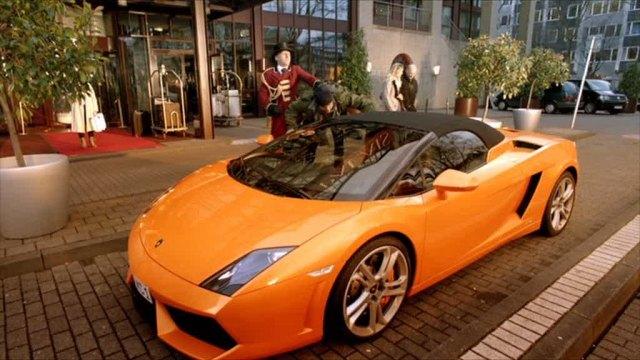 2009 Lamborghini Gallardo LP560 4 Spyder