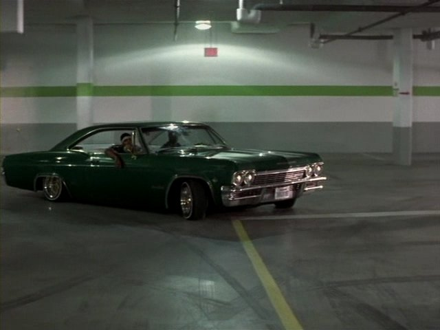 1965 chevrolet impala super sport coupe 16637 in l a p d to protect and to serve. Black Bedroom Furniture Sets. Home Design Ideas