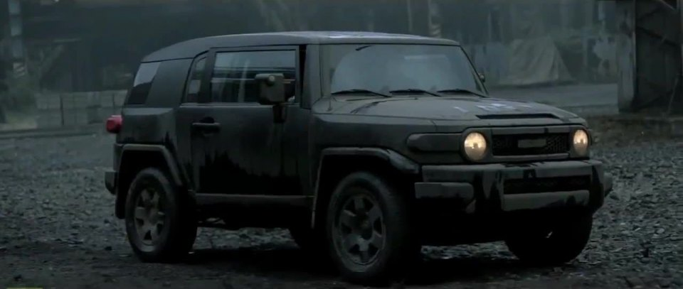 Imcdb Org 2007 Toyota Fj Cruiser Gsj15w In Ghost Recon Alpha