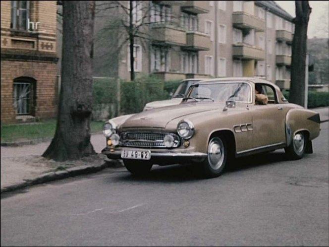 1958 wartburg sport coup 313 1 in. Black Bedroom Furniture Sets. Home Design Ideas