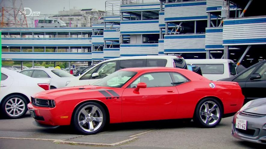 Imcdb 2009 Dodge Challenger Rt Lc In Wheeler Dealers