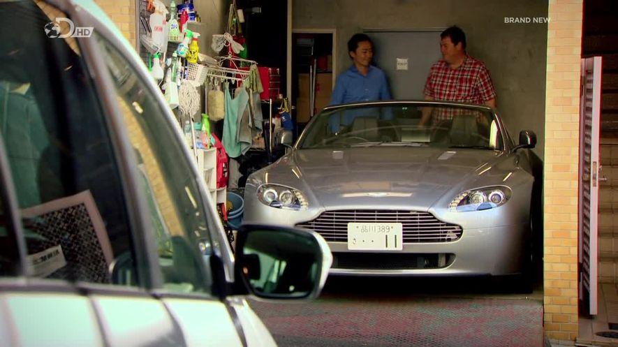 IMCDborg Aston Martin V Vantage Roadster In Wheeler Dealers - Aston martin dealers