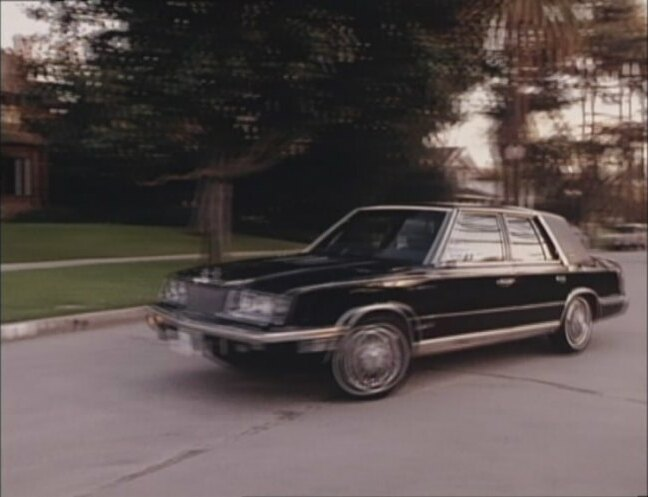 Imcdb Org 1986 Chrysler New Yorker In Alfred Hitchcock Presents 1985 1989