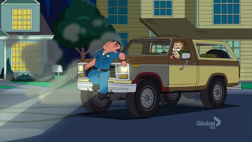 IMCDborg 1980 Ford Bronco In American Dad 2005 2018