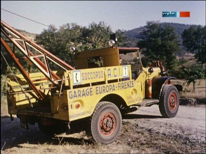 Imcdb Org 1942 Dodge Wc 52 In Quot Eine Reise Ins Gl 252 Ck 1958 Quot