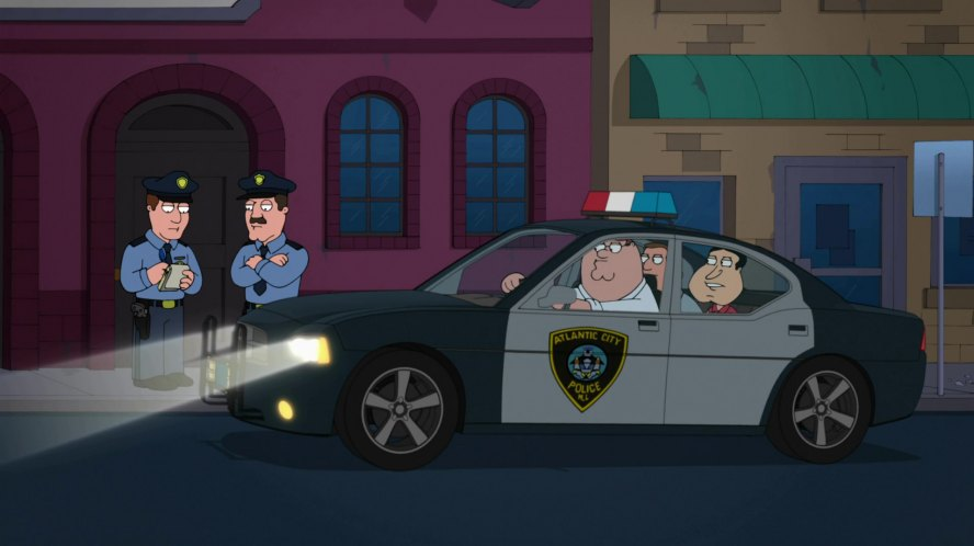2006 Dodge Charger Lx In Family Guy 1999 2018
