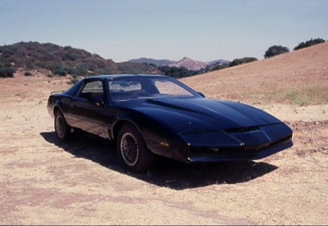 1982 pontiac firebird trans am 39 kitt 39 in. Black Bedroom Furniture Sets. Home Design Ideas