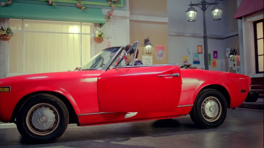 1975 fiat 124 sport spider 124cs in hello venus do you want some tea 2013 - 1975 fiat 124 sport coupe ...