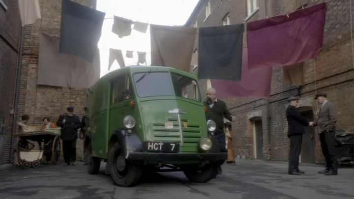 """Used Cars Austin >> IMCDb.org: 1957 Austin 101 in """"Call The Midwife, 2012-2019"""""""