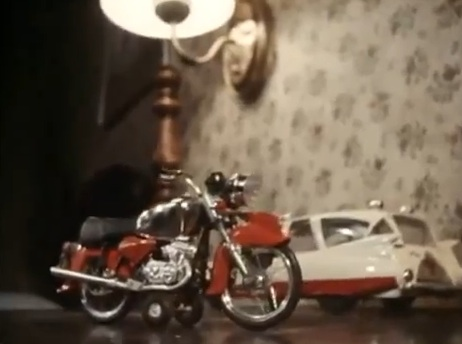 """IMCDb.org: Made For Movie in """"The Mouse And The Motorcycle ..."""