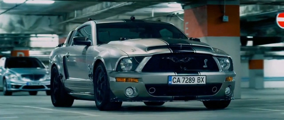 Imcdb Org 2007 Ford Shelby Gt 500 Svt S197 In Quot Getaway