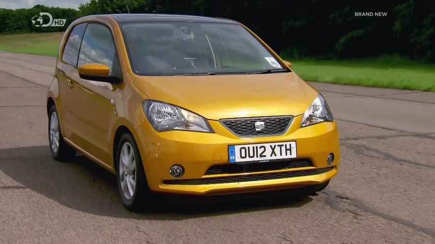 2012 seat mii sport aa in fifth gear 2002 2015. Black Bedroom Furniture Sets. Home Design Ideas