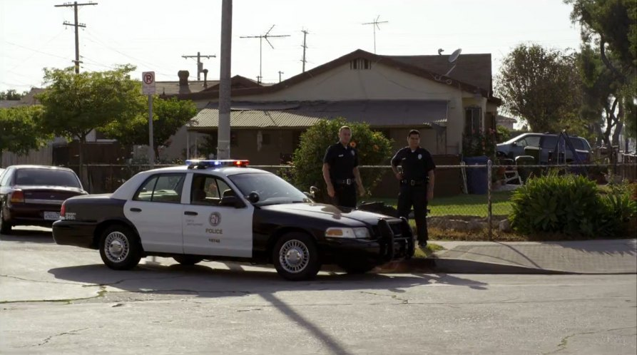 IMCDborg 1999 Ford Crown Victoria Police Interceptor P71 in