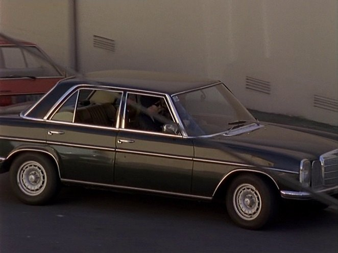 1974 mercedes benz 280 w114 in water rats for 1974 mercedes benz 280
