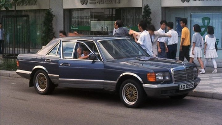 1980 mercedes benz 500 se w126 in lo foo. Black Bedroom Furniture Sets. Home Design Ideas