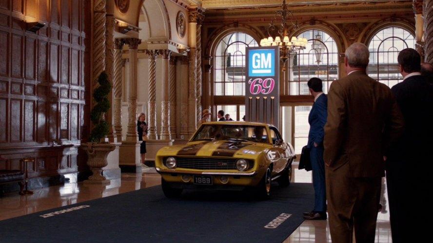 IMCDb.org: 1969 Chevrolet Camaro Z28 in