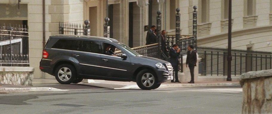 2010 mercedes benz gl 350 cdi 4matic x164 in for Mercedes benz gl 500 4matic 2010