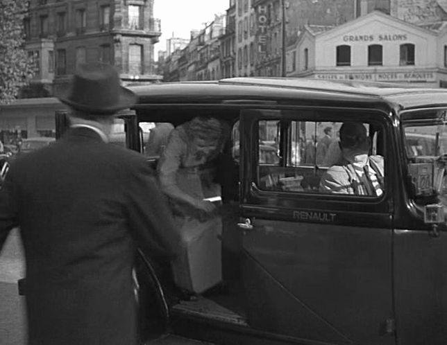 1933 renault taxi g7 type kz11 in boum sur paris 1953. Black Bedroom Furniture Sets. Home Design Ideas
