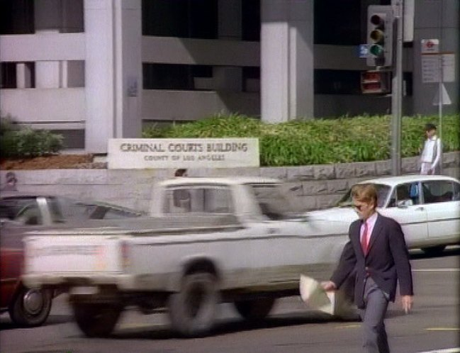 Imcdb 1975 Chevrolet Luv In La Law 1986 1994