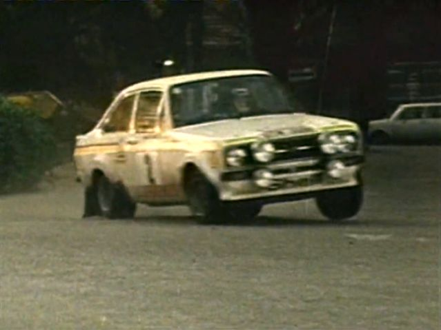 1975 Ford Escort RS 1800 MkII